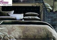 Комплект постельного белья Word of Dream FSM726 Япония Жаккард с вышивкой