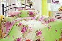 Комплект дизайнерского постельного белья Word of Dream H152 Расслабляющий Сатин