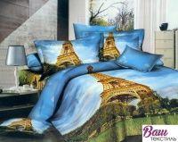 Комплект постельного белья Word of Dream H783 Париж Сатин