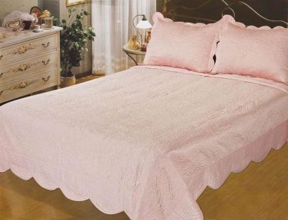 Bedspread silk Zastelli Venice Peach фото 2